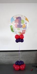 1 års bubble SG 125,-