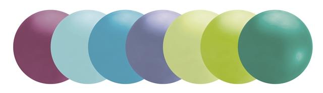 andre farver på gigantballoner