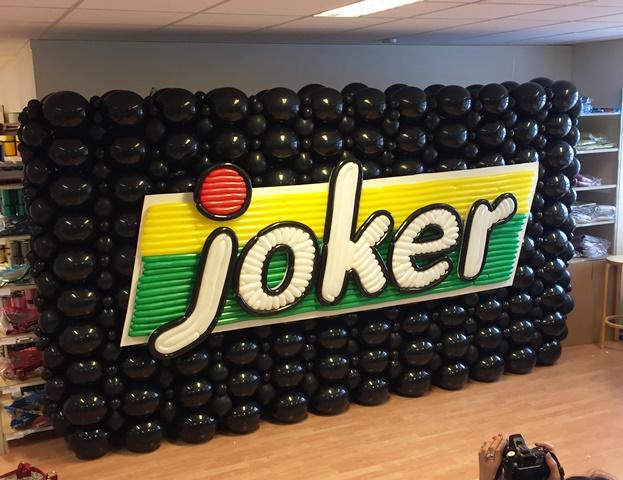 logo i balloner
